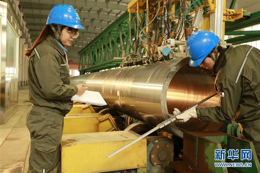 (1)中兴能源装备:高压无缝钢管填补国内空白