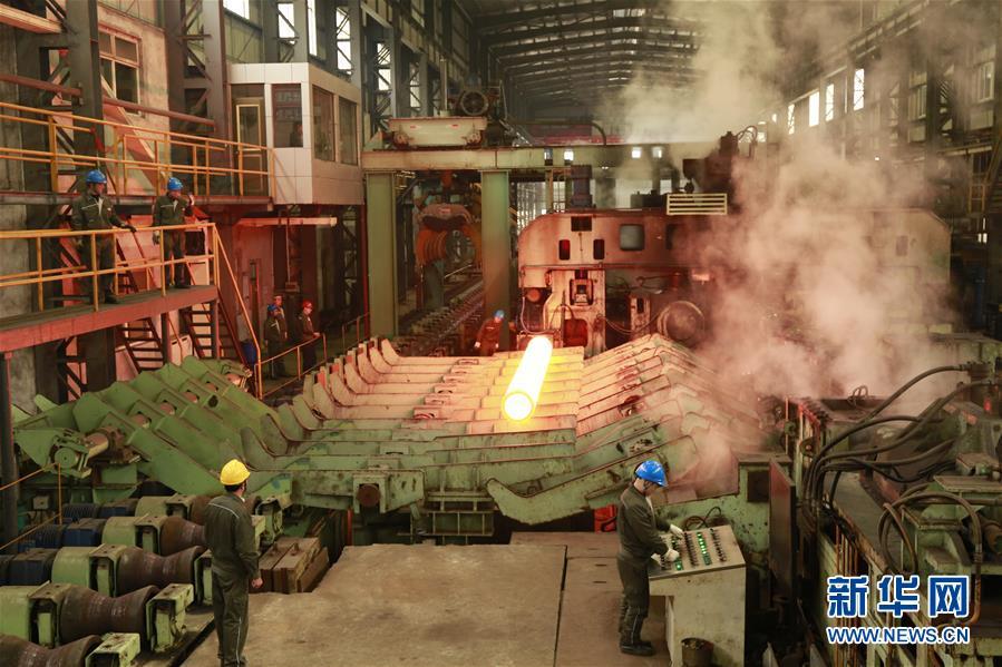 (2)中兴能源装备:高压无缝钢管填补国内空白